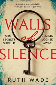 Ruth Wade - Walls of Silence_cover_high res