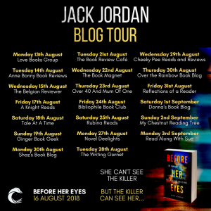 Before Her Eyes (Blog Tour)