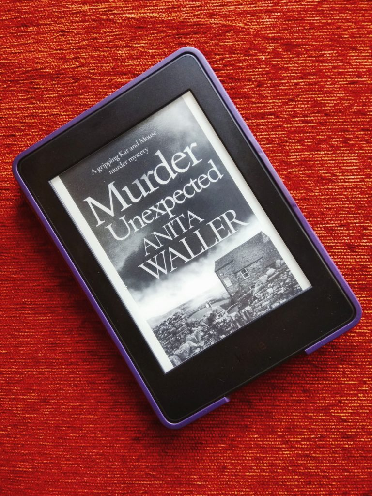 Book Review 66 Murder Unexpected By Anita Waller Rubina Reads